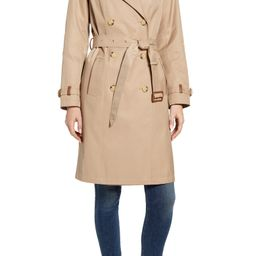 Double Breasted Trench Coat | Nordstrom