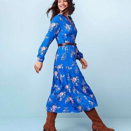 Floral Tiered Maxi Dress   LOFT
