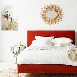 Relaxed Cotton-Linen Duvet Cover | Anthropologie (US)