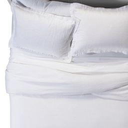 Lightweight Linen Duvet Cover Set - Fieldcrest® | Target