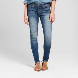 Women's Mid-Rise Skinny Jeans - Universal Thread™ Medium Wash | Target