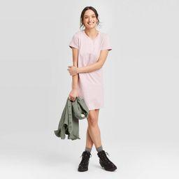 Women's Short Sleeve Mini T-Shirt Dress - Universal Thread™ | Target