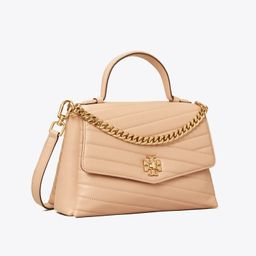 Tory Burch Kira Chevron Top-handle Satchel: Women's Handbags    Tory Burch   Tory Burch (US)