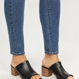 Peep-Toe Mule Heel   Lane Bryant (US)