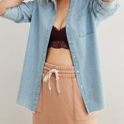 Aerie Button Down Shirt | American Eagle Outfitters (US & CA)