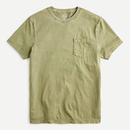 Slim Broken-in pocket crewneck T-shirt | J.Crew US