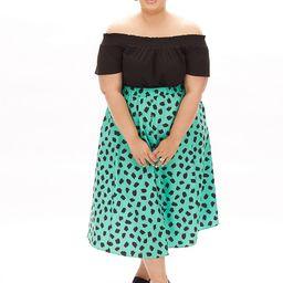 Beauticurve Pull-On Midi Skirt   Lane Bryant (US)