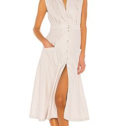 The Helene Midi Dress | Revolve Clothing (Global)