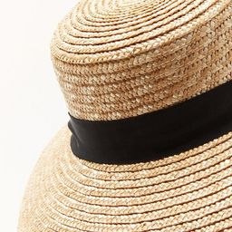 Straw Bell Hat | Urban Outfitters (US and RoW)