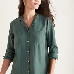 Relaxed Utility Shirt for Women   Old Navy (US)