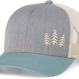   Trucker Snapback Baseball Hat - Tree   Amazon (US)