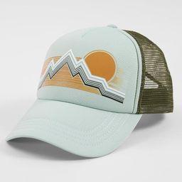 Vintage Scenic Baseball Hat   Buckle