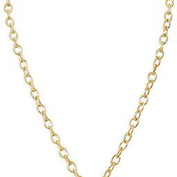 Lock Necklace Punk Hip Hop Chain Necklace Fashion Jewelry for Women Men | Amazon (US)