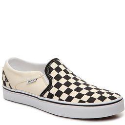 Vans Asher Slip-On Sneaker - Women's   DSW