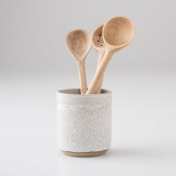Speckled Stoneware Crock | Schoolhouse