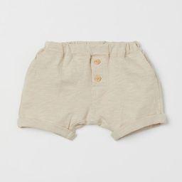 Slub Jersey Shorts               $12.99 | H&M (US)