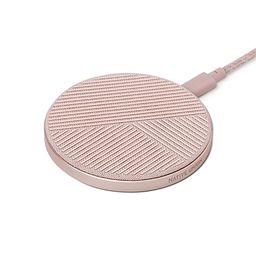 Native Union Drop - High Speed Wireless Charger [Qi Certified] 10W Non-Slip Fast Wireless Chargin...   Amazon (US)