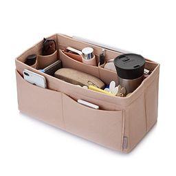 Felt Purse Organizer, Bag in Bag Organizer For Tote & Handbag Speedy Neverfull, Medium Large Extr...   Amazon (US)