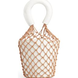 Net Faux Leather Bucket Bag | Nordstrom