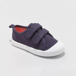 Toddler Girls' Madge Adjustable Easy Close Sneakers - Cat & Jack™ | Target