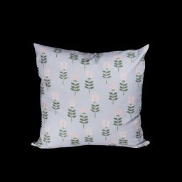 Willa Pillow in Light Blue | Brooke & Lou | Brooke and Lou