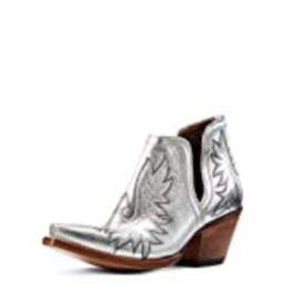 ARIAT Women's Dixon Western Boot Silver Metallic   Amazon (US)