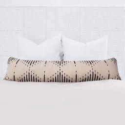 Viento Lumbar Pillow   The Citizenry