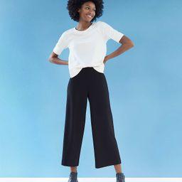 Pull On Wide Leg Pants | LOFT