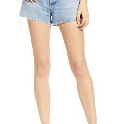 Parker Cutoff Organic Cotton Denim Shorts   Nordstrom