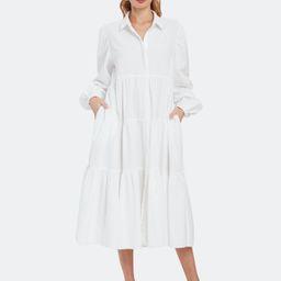 Light Heart Shirt Dress   Verishop