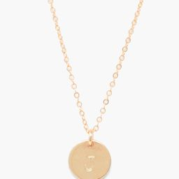 Mini Tag Necklace   Live Fashionable