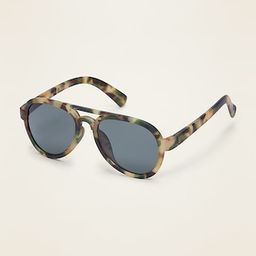 Camo-Print Aviator Sunglasses for Toddler & Baby | Old Navy (US)