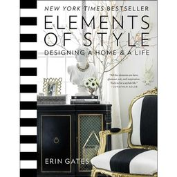 Elements of Style : Designing a Home & a Life | Walmart (US)