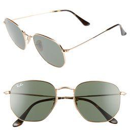 54mm Aviator Sunglasses | Nordstrom