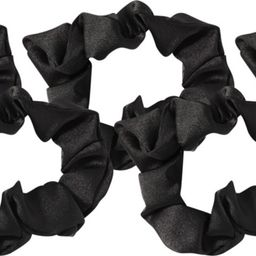 Black Satin Sleep Scrunchies   Ulta
