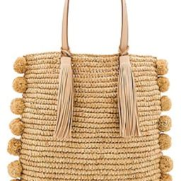 Loeffler Randall Cruise Tote in Natural from Revolve.com | Revolve Clothing (Global)