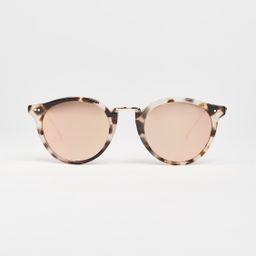 Portofino Mirrored Sunglasses | Shopbop