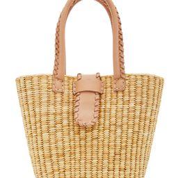 Hera Yule Raffia Handle Bag | Moda Operandi Global