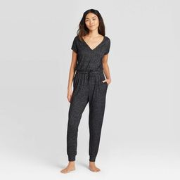 Women's Perfectly Cozy Lounge Jumpsuit - Stars Above™ | Target