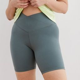 Aerie Real Me Wrap Bike Short | American Eagle Outfitters (US & CA)