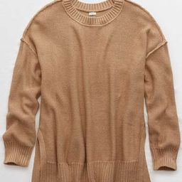 Aerie Desert Oversized Sweater | American Eagle Outfitters (US & CA)