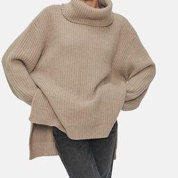 Olivia Sweater - Sand | ANINE BING