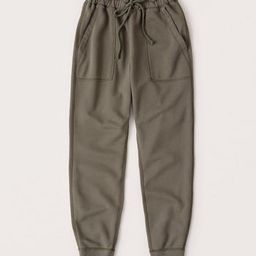 High Rise Joggers   Abercrombie & Fitch US & UK
