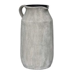 Stone Vase Jar with Handle   Kirkland's Home