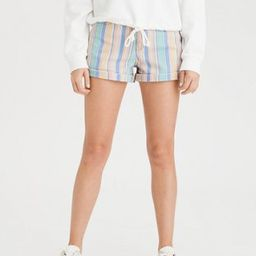 Stretch Denim Mom Shorts | American Eagle Outfitters (US & CA)