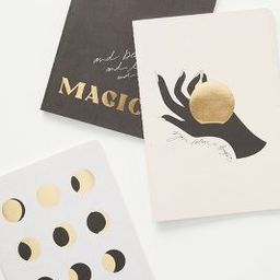 Cocorrina You Are Magic Journals, Set of 3   Anthropologie (US)