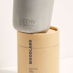 DEHV Woodland Concrete Candle | Free People (US)