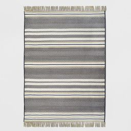 Global Stripe Outdoor Rug - Threshold™   Target
