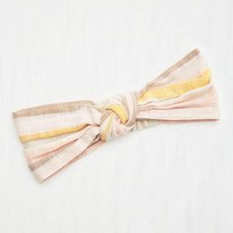 Aerie Knot Headband | American Eagle Outfitters (US & CA)