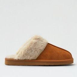 Minnetonka Chesney Scuff Slipper | American Eagle Outfitters (US & CA)